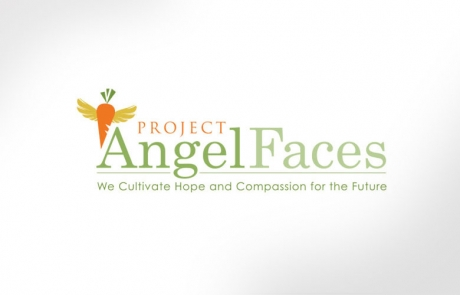 Project AngelFaces Logo Design 2013