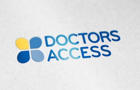 Doctors Access Logo Redesign