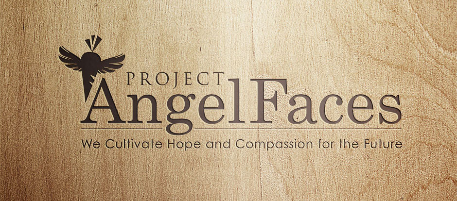 Project AngelFaces Logo Design